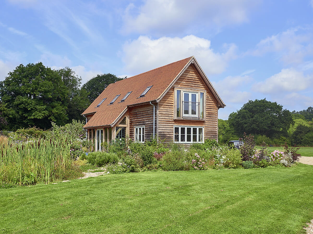 Barn style home in Hampshire